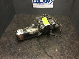 Details About Used Rv Motor Home Hwh Hydraulic Leveling Pump Ap0071 Assembly Ap1242