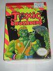 Toxic Crusaders (Nintendo Entertainment System, 1992)