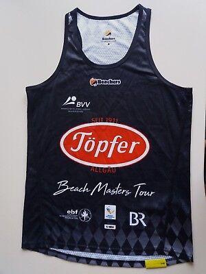 BVV Beach Masters Männer Beachvolleyball Player Shirt//Top 2019 L