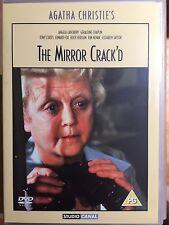 Angela Lansbury MIRROR CRACK'D ~ 1980 Miss Marple / Agatha Christie Drama UK DVD