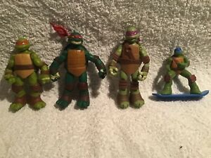 L61-03 1//6 scale DreamEX Teenage Mutant Ninja Turtles-Michelangelo Skateboard