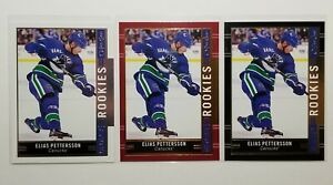 ELIAS-PETTERSSON-ROOKIE-GLOSSY-COMPLETE-COLLECTION-O-PEE-CHEE-UD-SERIES-2-R-10