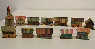 Häuser Aus Pappe
