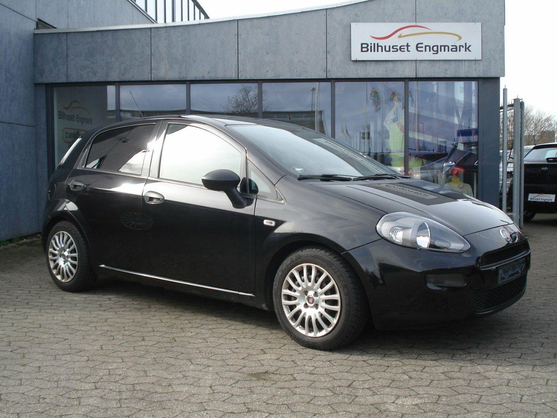 Fiat Grande Punto 1,2 Active 5d - 48.900 kr.
