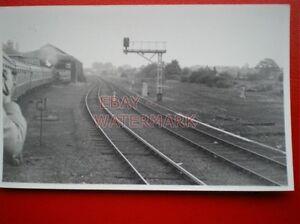 PHOTO  APPROACHING WALTON RAILWAY STATION  FROM WEST16884 - Tadley, United Kingdom - PHOTO  APPROACHING WALTON RAILWAY STATION  FROM WEST16884 - Tadley, United Kingdom