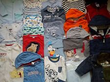 WINTER COLLECTION NICE 38 NEXT ZARA DISNEY BUNDLE BABY BOY CLOTHES 9/12 MTHS (6)