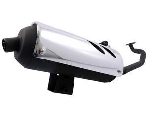 Exhaust-Standard-Flex-Tech-Athena-125-Firenze-125-Napoli-125-Topspeed-125