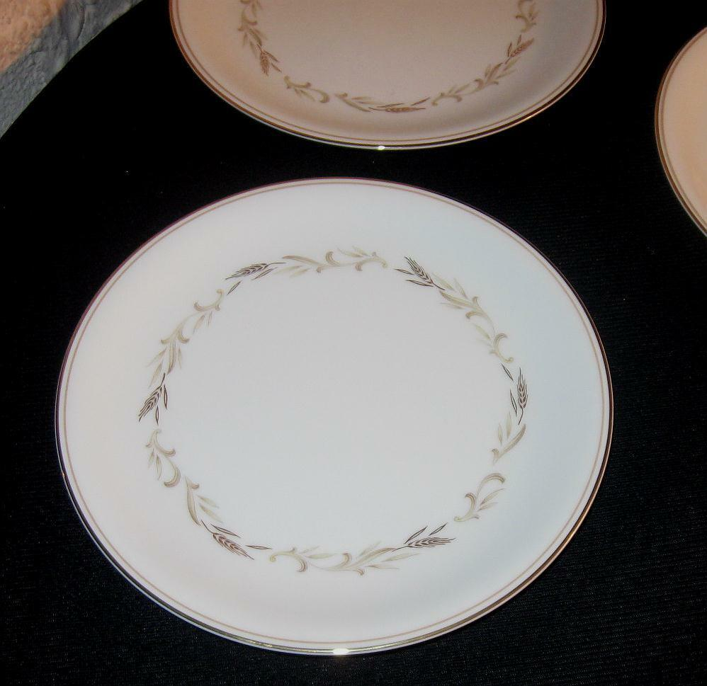 WHEATRING  Noritake SIDE DISHu0027S 8 ACROSS ... & China u0026 Dinnerware u2013 Purchase Fashion Men u0026 Women Athletic Womenu0027s ...