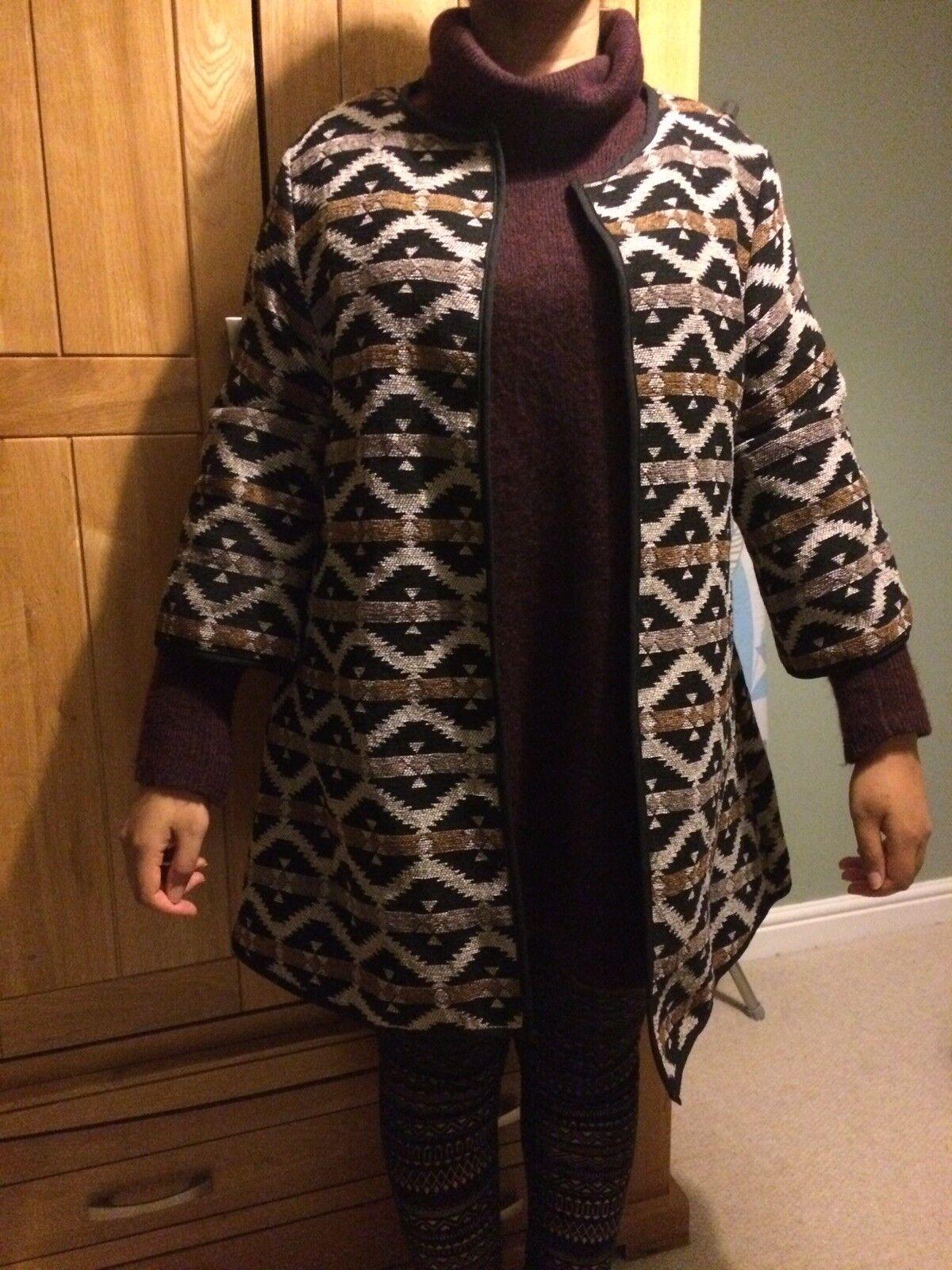 Boohoo UK Medium Kimono Jacket