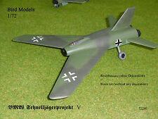 Viktor Schauberger´s REPULSINE   1//72 Bird Models Resinbausatz resin kit