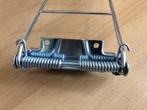 Zündapp 446 447 460 ZD ZX ZA ZR ZB ZL ZS ZE Gepäckträger Spannbügel Chrombügel