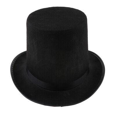 Cappello Cilindro Cappello Da Mago Con Bacchetta Magica Per Uomo Donna