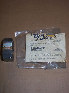 New-Balluff-BNS-519-99-R-11-Position-Limit-Switch