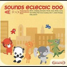 KCRW: Sounds Eclectic Too by Various Artists (CD, Sep-2004, Palm)