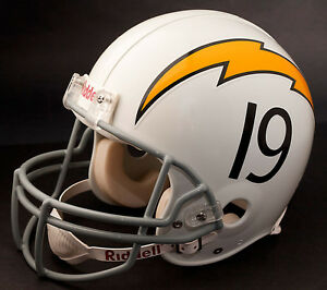 San Diego Chargers 1961 1973 Riddell Nfl Full Size Replica