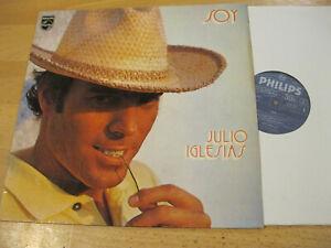 LP Julio Iglesias Soy Vinyl Philips 6305 205