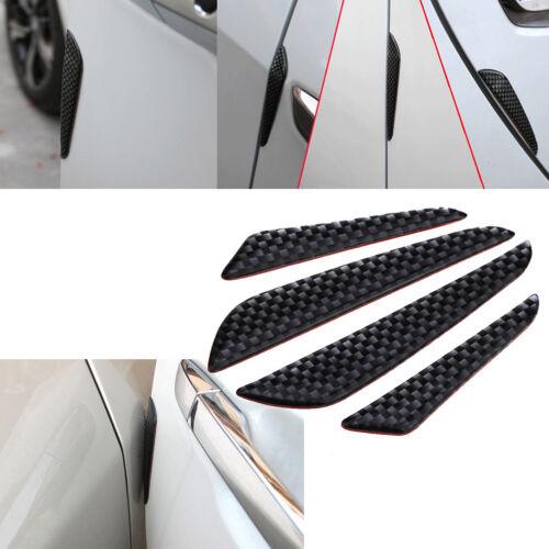4x car door edge guard strip  protector anti-collision trim stickerY xc