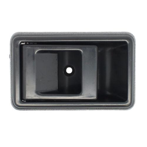 Front or Rear Left Driver Black Inside Door Handle
