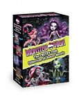 Monster High: The Creepy-Cool Collection of Junior Novels by Perdita Finn (Hardback, 2015)