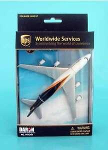 Realtoy-UPS-Boeing-747-Die-cast-1-500-Model-United-Parcel-Service