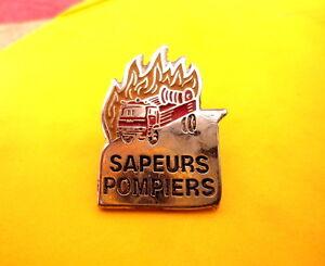 Pin-039-s-Sapeurs-Pompiers-Camion-Feux-Securite-incendie