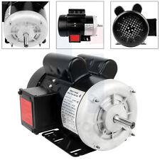 2hp Electric Motor Air Compressor Single Phase 56 Frame 3450rpm 115230v Tefc