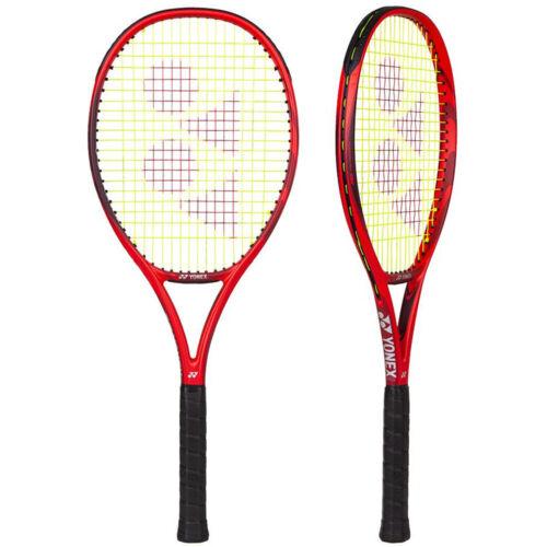 Details about  /Yonex Graphite Vcore 100 Plus G2 Tennis Racquet In Red Not Strung