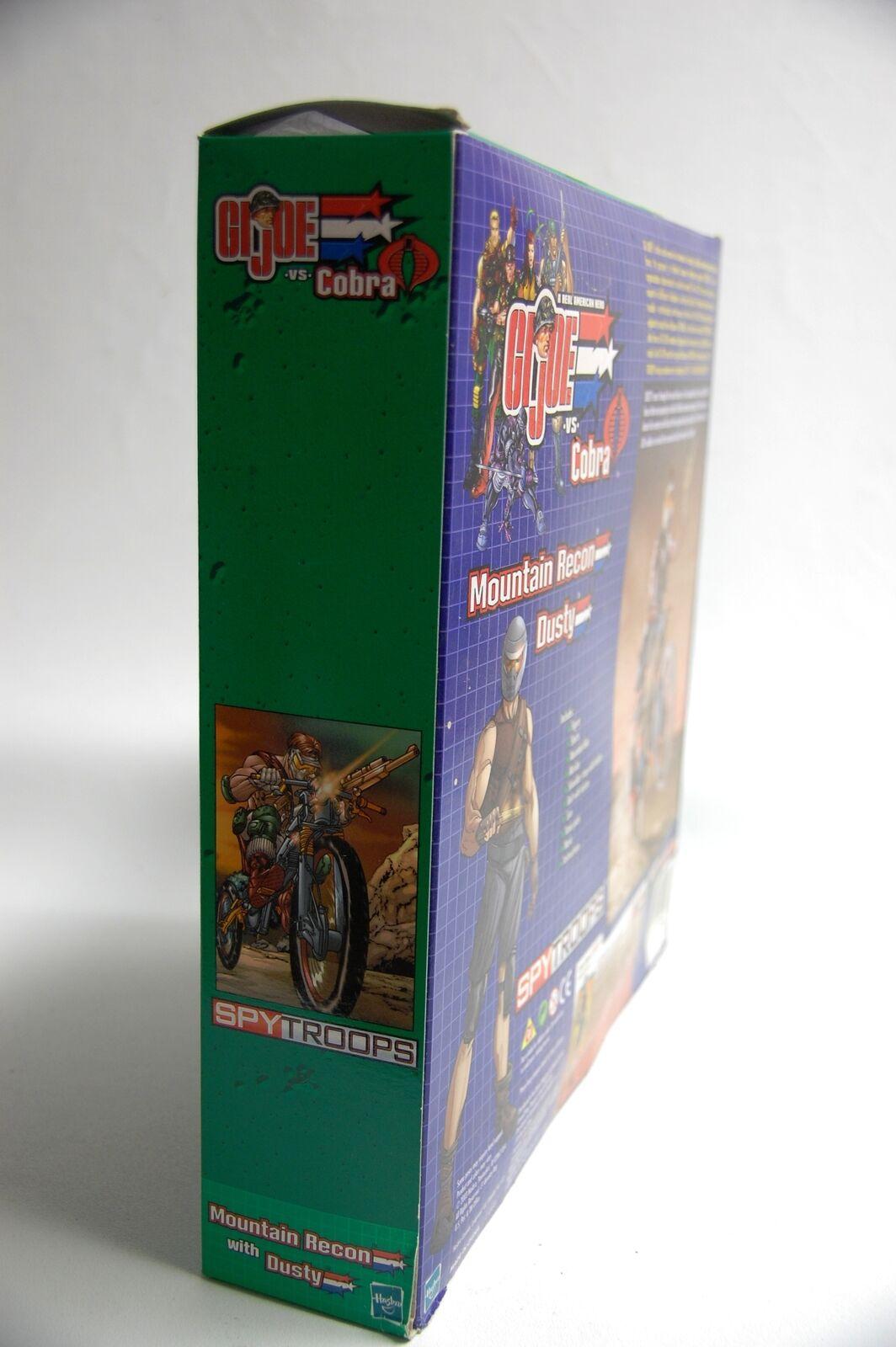 Hasbro Hasbro Hasbro GI Joe vs Cobra Spy Troops Mountain