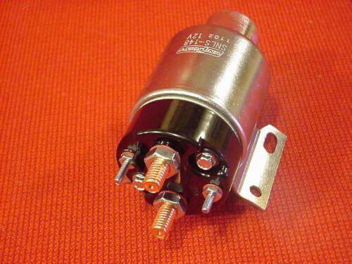 Starter Solenoid 12 Volt  Fits Delco Remy 30 /& 35 MT Starters