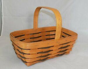 Small-Chore-10-034-Heartland-Longaberger-1994-Basket