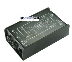 DI-Box-Direct-Box-Pro-DXI-1-passiv-XLR-Klinke-Groundlift-1803-Stahl