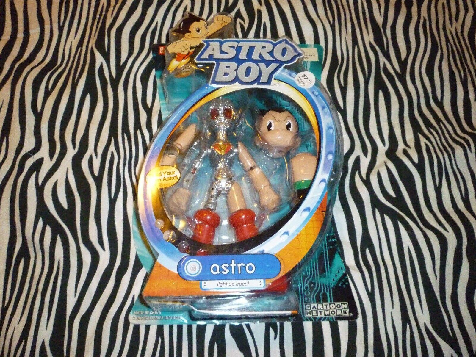 Astro Boy Action Figure - Build Your Own Astro 6