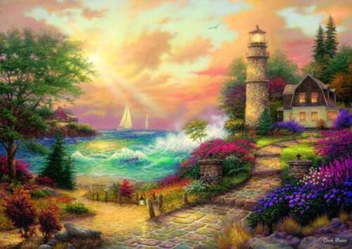 ANATOLIAN JIGSAW PUZZLE SEASIDE DREAMS CHUCK PINSON 1500 PCS #4539