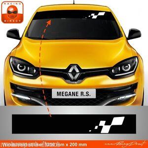 Details About Sticker Renault Sport Rs Clio Twingo Megane Aufkleber Adesivi Pegatina Re44b