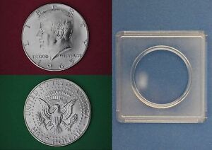 1977 P John Kennedy Half Dollar With 2x2 Case from Mint Set Combined Shipping