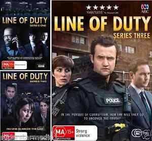 LINE-OF-DUTY-SERIES-SEASON-1-2-amp-3-NEW-DVD
