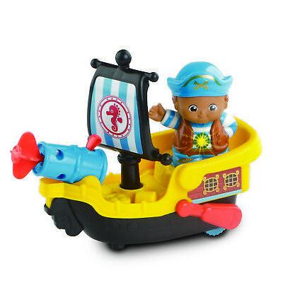 Vtech Toot-Toot Friends Kingdom Captain Bob & His Raft