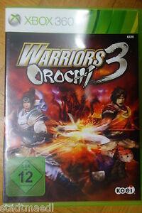 WARRIORS-OROCHI-3-Xbox-360-Juego