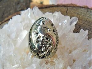 Sparkly-Large-Pyrite-Egg-From-Peru-Twinkly-Happy-Energy-Deflects-Negativity