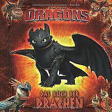Dragons-Das-Buch-der-Drachen-Buch-Zustand-gut