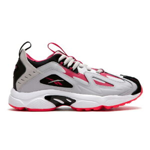 9d35859424f New Mens Reebok DMX Series 1200 GREY   PINK   BLACK DV9228 US 7 - 10 ...