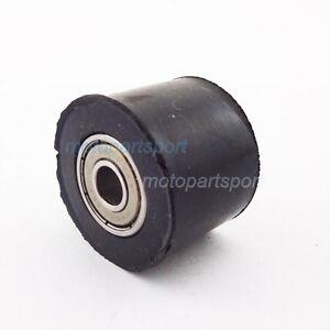 Pulley-Tensioner-Wheel-Guide-Chain-Roller-8mm-50cc-110cc-Dirt-Pit-Bike-ATV-Quad