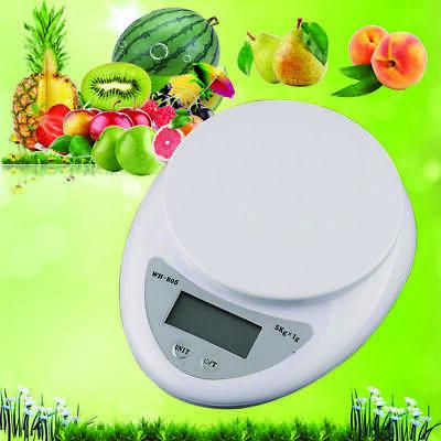 5kg 5000g//1g Digital Electronic Kitchen Food Diet Postal Scale Weight Balance LJ