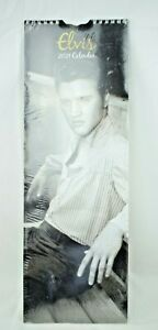 Gifted Stationery - Elvis Presley - Slimline 2021 Calendar (New)