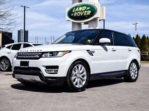 2017 Land Rover Range Rover Sport DIESEL W/ REMOTE START APP