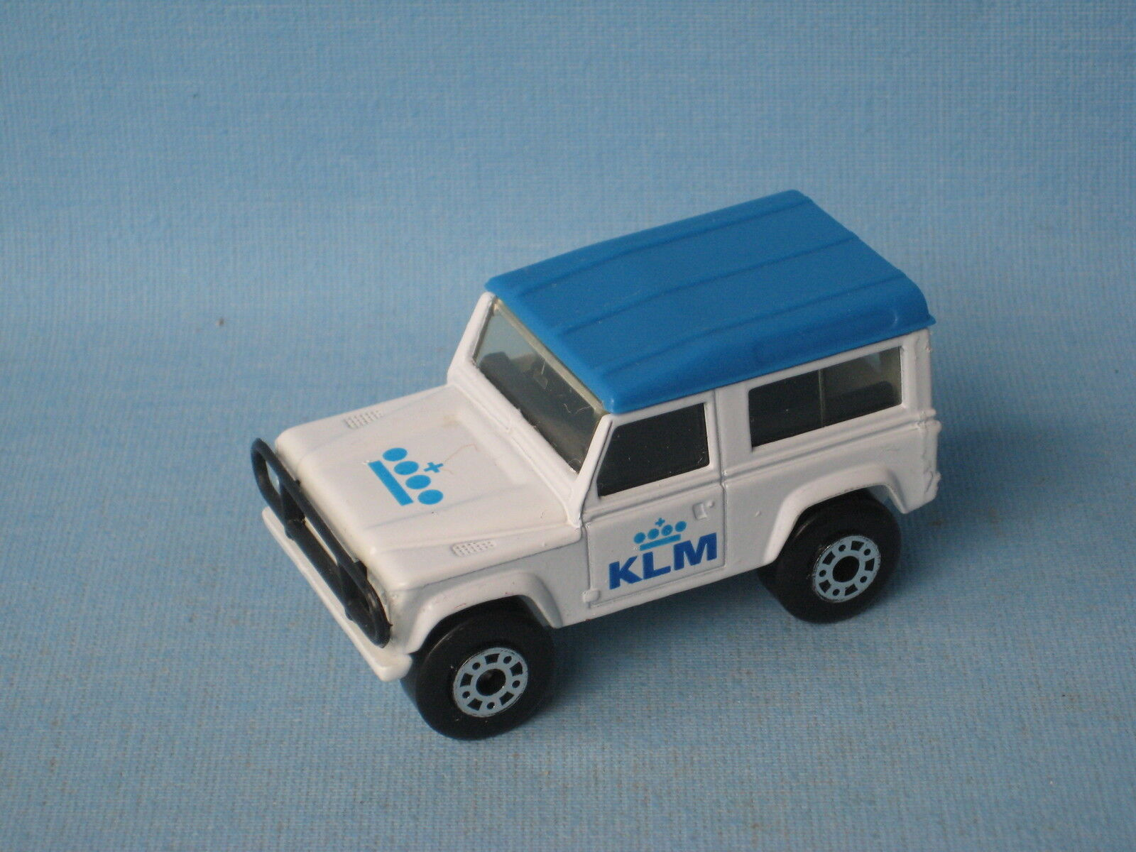 Matchbox Land Rover 90 defensor defensor defensor KLM Airlines 60mm Sin Caja Raro 642102