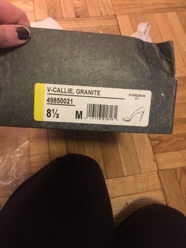 Spiga Callie 5 Granite En Via Pompe Taille 8 zSUMVp