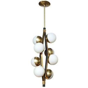 Stilnovo chandelier made in italy ebay image is loading stilnovo chandelier made in italy aloadofball Gallery