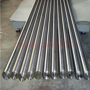 Length 500mm 2PCS 8mmX500mm Titanium Ti TC4 Grade 5  GR5 Metal Rod Diameter 8mm