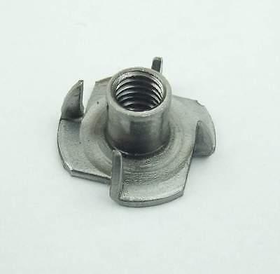 M5 M6 M8 M10 Einschlagmuttern Gewinde-Einschlagmutter Stahl verzinkt DIN 6930